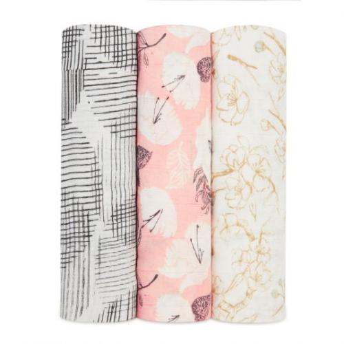 ADEN+ANAIS – Silky Soft – Pretty Petal