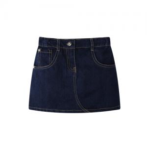 SS18109 – Denim Skirt