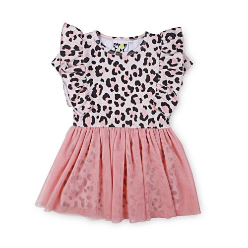 KAPOW – Cheetah TuTu Dress