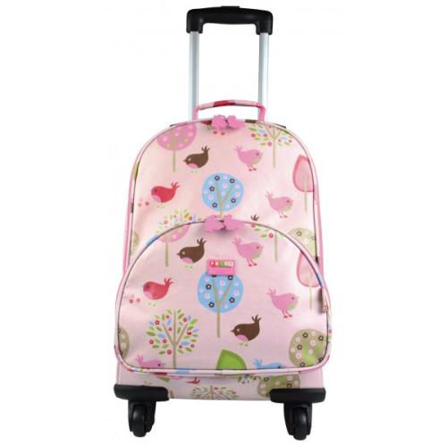PENNY SCALLAN – Wheelie Bag 4 wheel – Chirpy Bird