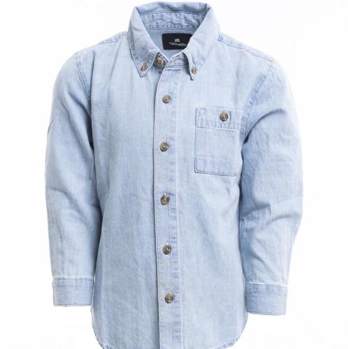 ST GOLIATH – 2491007 – Shirt Benji Chambray L/S