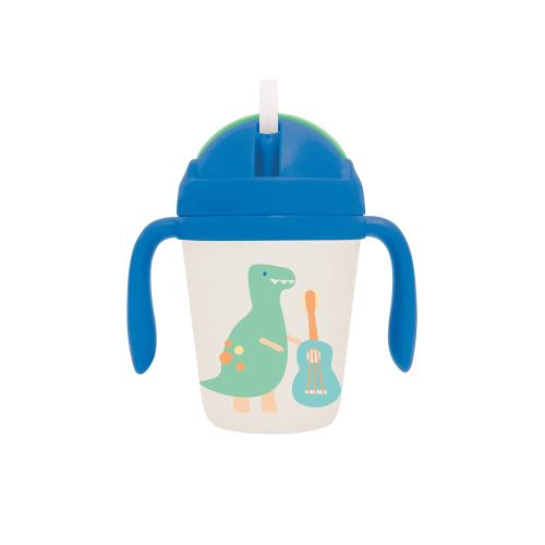 Penny Scallan – Bamboo Sippy Cup Dino Rock