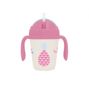 Penny Scallan – Bamboo Sippy Cup Pineapple Bunting