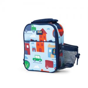 Penny Scallan – Bento Cooler Bag with pocket Big City