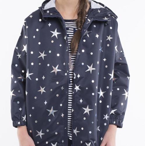 EVE GIRL – Star Raincoat