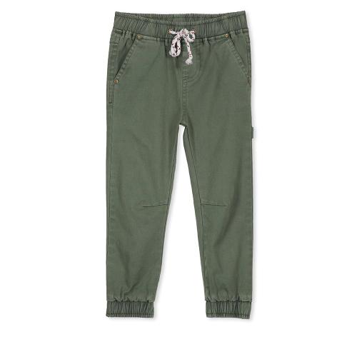 MILKY – 318W22 – Green Chino