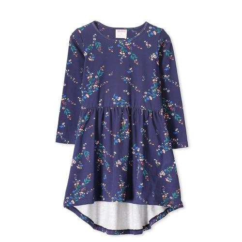 Milky – 418W45B – Winter Floral Dress