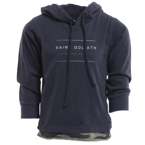 ST GOLIATH – 2413014 – Timber L/S Hooded Tee