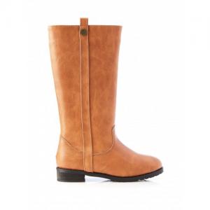WALNUT – MADDY Long Boot