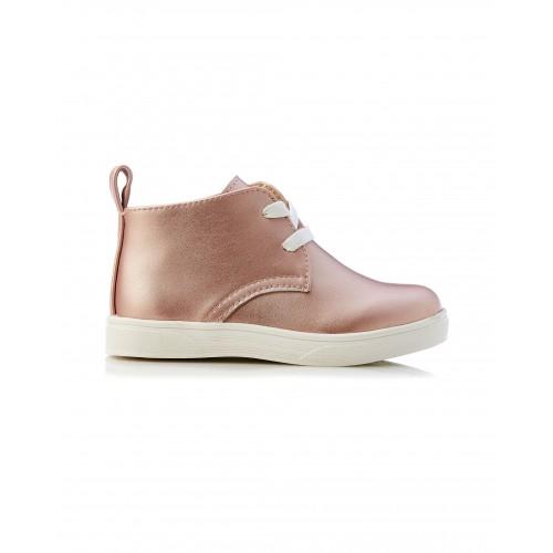 WALNUT – SAMMY Leather Boot