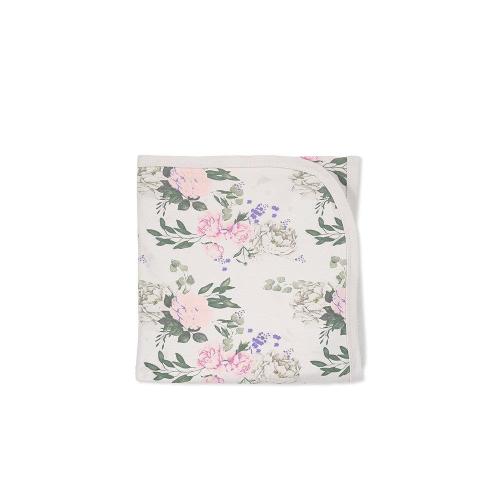 Milky – 218W93 – Vintage Floral Wrap