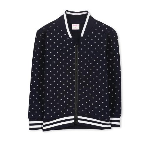 MILKY – 418W52 – Bomer Jacket
