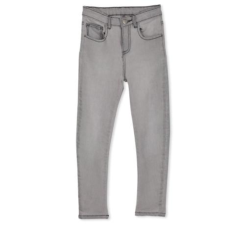 MILKY – 318W19 – Grey Denim Jeans