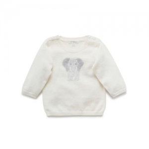 Pure Baby – Circus Elephant Jumper
