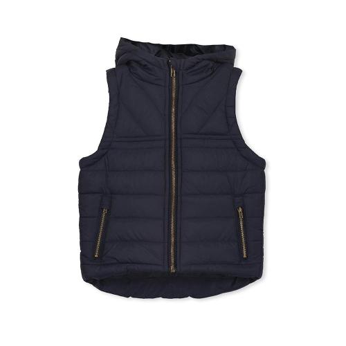 MILKY – Navy Puffer Jacket