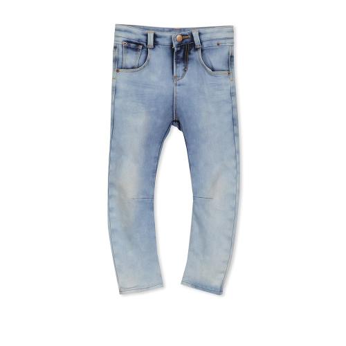 MILKY – 118w21 – Washed Blue Jeans
