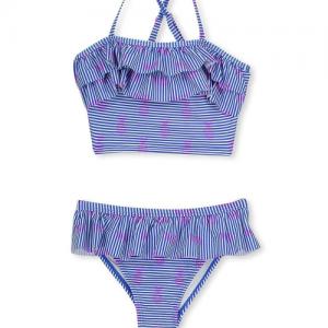 417S27 Pineapple Bikini