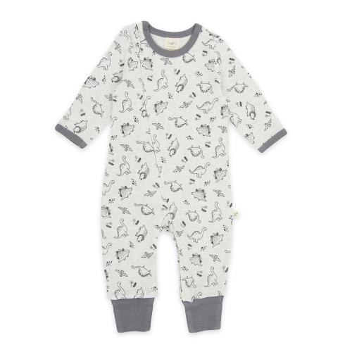 Tiny Twig – Zip Suit Dino