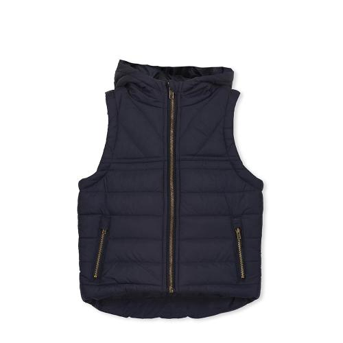 MILKY – 318W02 – Navy Vest