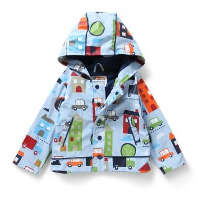 Penny Scallan – BIG CITY Raincoat