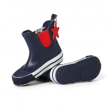 Penny Scallan – Gum Boots Navy Star