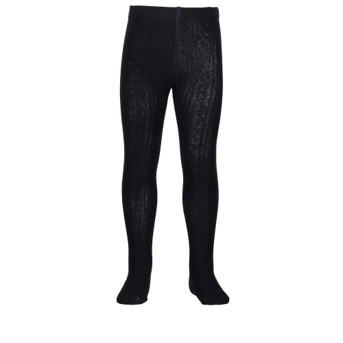 MILKY – Jacquard Tight – Navy