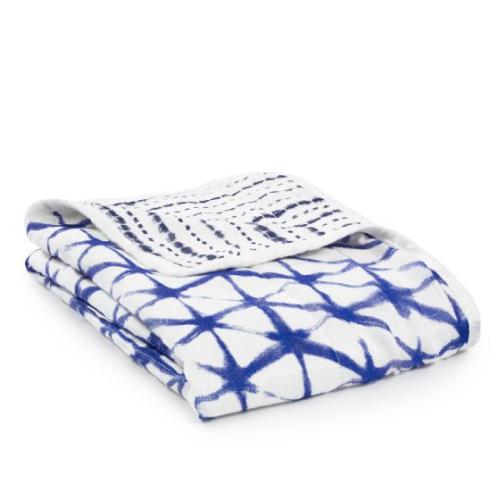 ADEN+ANAIS – Stroller Blanket – Indigo