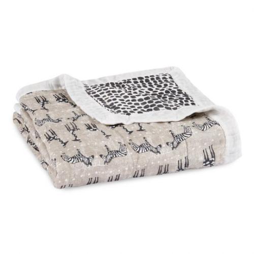 ADEN+ANAIS – Silky Soft Blanket – Sahara Motif
