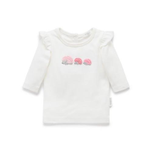 Pure Baby – Hedgehog L/Slv Tee