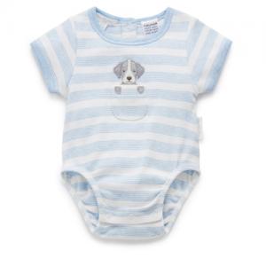 Pure Baby – Peekaboo Bodysuit