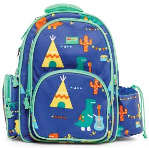 Penny Scallan – Large Backpack – Dino Rock
