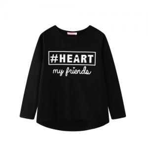 Funky Babe – #Heart My Friend Tee