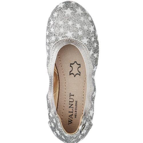 WALNUT – Catie Sparkle Star Silver