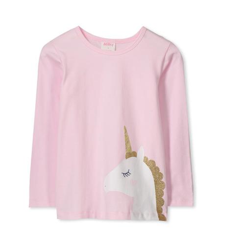 MILKY – 418W26 – Unicorn Tee