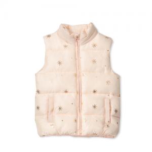 MILKY – 418W40 – Puffer Vest