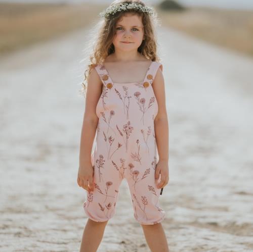 Aster&Oak – Wildflower Harem Jumpsuit