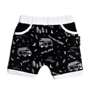 Aster&Oak – Mono Combi Harem Shorts