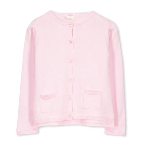Milky – Pink Cardigan (Toddler girl)