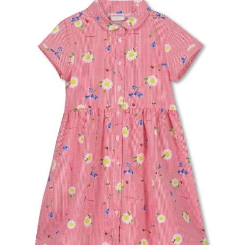 Milky – Raspberry Stripe Dress
