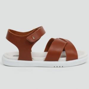 BOBUX – IW Roman Sandal Chestnut