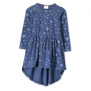 MILKY – 418W47 – Denim Heart Dress