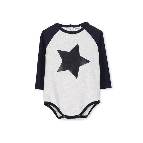 MILKY – 118W41 – Star Bubbysuit