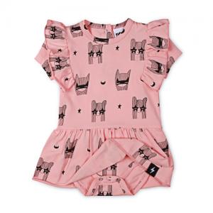 KAPOW – Super Girl Baby Dress