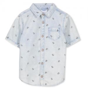Milky – Chambray Shirt
