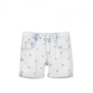 Milky – Chambray Shorts