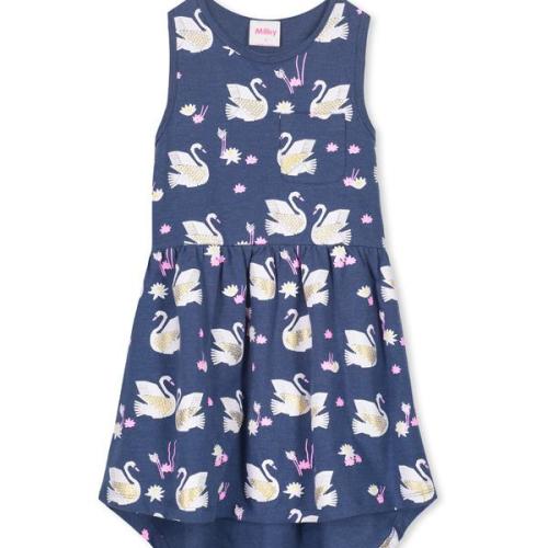 Milky – Swan Dress