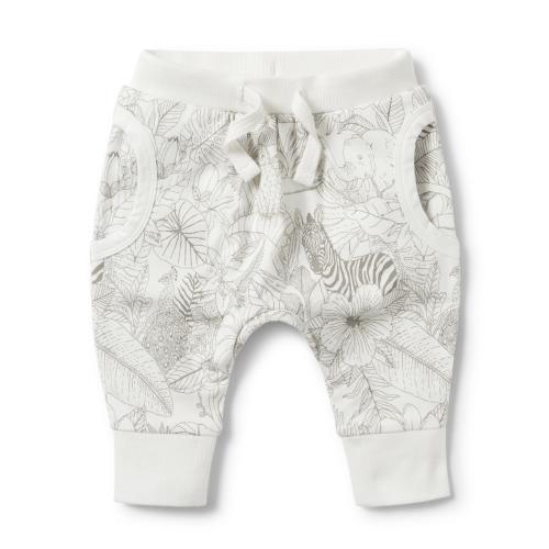 Wilson&Frenchy – Peekaboo Pocket Slouch Pant