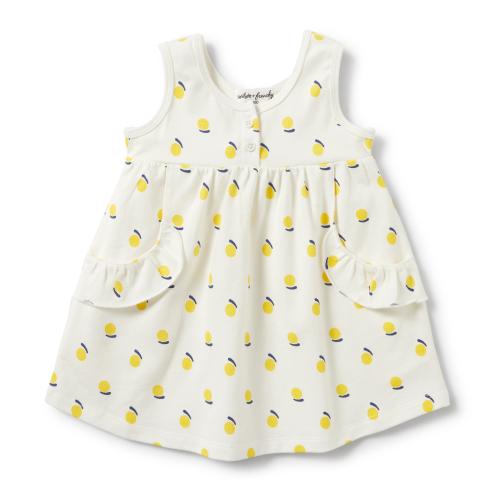 Wilson&Frenchy – Sunshine Ruffle Pocket Dress
