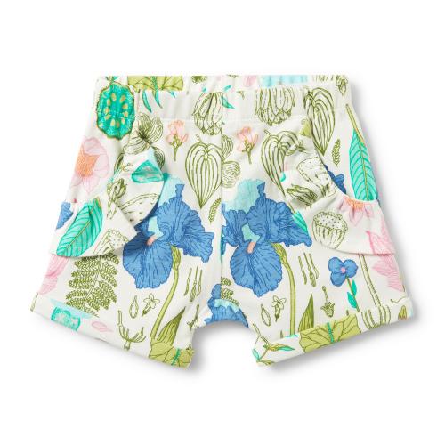 Wilson&Frenchy – Flora Ruffle Pocket Shorts