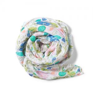Wilson&Frenchy – Flora Muslin Wrap